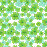 Seamless floral pattern. Wallpaper seamless flower pattern backg Royalty Free Stock Photography