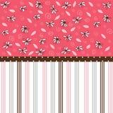 Seamless floral pattern, wallpaper. Seamless spring flower pattern wallpaper vector illustration