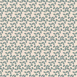Seamless floral repeating pattern. Stock Photos