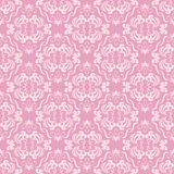 Seamless floral retro pattern Royalty Free Stock Image