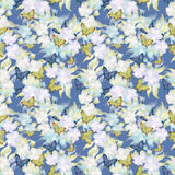 Seamless floral retro pattern background flowers ornament wallpa Stock Photography