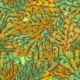 Seamless floral summer pattern Royalty Free Stock Image