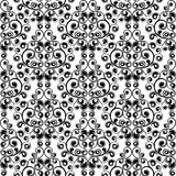 Seamless floral texture Stock Photography