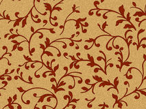 Seamless floral texture. Seamless abstract floral texture on mottled background royalty free illustration
