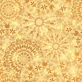 Seamless Floral Texture Royalty Free Stock Photography