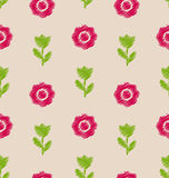 Seamless Floral Texture, Vintage Pattern for Textile Royalty Free Stock Image