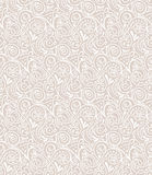 Seamless floral tile background pattern in vector Royalty Free Stock Photos
