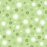 Seamless floral vector Royalty Free Stock Photo
