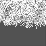 Seamless floral vector background Royalty Free Stock Images
