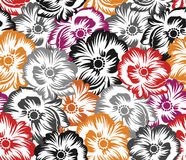 Seamless floral pattern,background Royalty Free Stock Photo