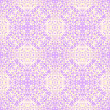 Seamless floral violet pattern. Violet seamless ornamental pattern with leafs and flowers Royalty Free Stock Image