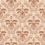 Seamless floral wallpaper. Seamless ornamental wallpaper, floral pattern, illustration Stock Photos