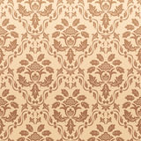 Seamless floral wallpaper Stock Images
