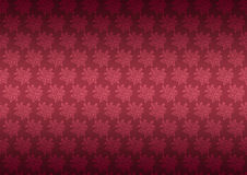 Seamless floral wallpaper. Seamless pattern wallpaper floral dark stock illustration