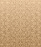 Seamless Floral Wallpaper. The vector pattern is seamless, remove the gradient first Royalty Free Stock Photos