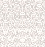 Seamless Floral Wallpaper. The vector pattern can be repeated seamless. The jpg is not seamless Royalty Free Stock Photos