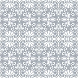 Seamless floral  wallpaper pattern. Royalty Free Stock Photography
