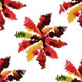 Seamless floral watercolor pattern 18 Royalty Free Stock Photos