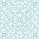 Seamless Florall Pattern Stock Photos