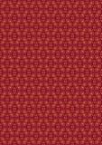 Seamless flower damask background Royalty Free Stock Image