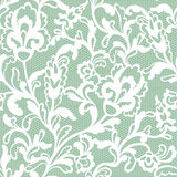 Seamless flower lace pattern. This is file of EPS8 format Stock Image