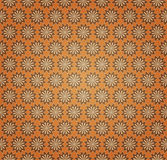 Seamless Flower Pattern stock illustration