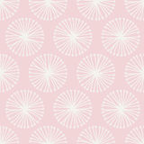 Seamless flower pattern. Background design Stock Photography
