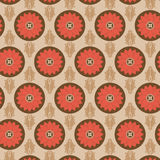 Seamless Flower Pattern Colorful Set Royalty Free Stock Photos