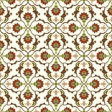 Seamless flower pattern. Stock Photos