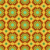 seamless flower repeat pattern (3) Royalty Free Stock Image