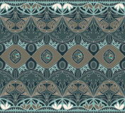 Seamless Flower  Vintage Pattern Royalty Free Stock Images