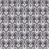 Seamless flower wallpaper pattern. Royalty Free Stock Image