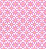 Seamless flowers pattern Stock Photos