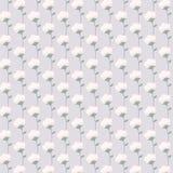 Seamless flowers pattern background. Illustration Stock Photo