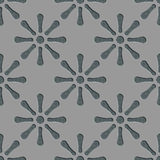 Seamless Flowers Pattern Royalty Free Stock Image