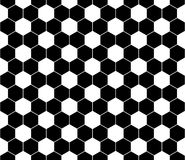 Seamless football pattern. EPS 8 Royalty Free Stock Photography