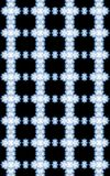 Seamless fractal pattern 3 Royalty Free Stock Images