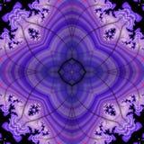 seamless fractalmodell Royaltyfria Foton