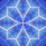 seamless fractalmodellupprepning Royaltyfri Foto