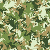 Seamless frog camouflage pattern Royalty Free Stock Photo