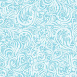 Seamless frosty pattern Royalty Free Stock Photography