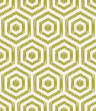 Seamless fun polygon mesh pattern Stock Photography