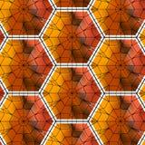 Seamless  gemstone  pattern Stock Photos