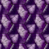 Seamless  gemstone  pattern Royalty Free Stock Photo