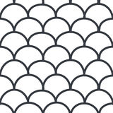 Seamless geometic pattern. Seamless pattern, geometic vector art  background design for fabric and decor Royalty Free Stock Photos