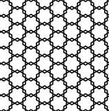 Seamless geometric abstract pattern Royalty Free Stock Photo