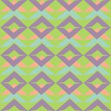 Seamless geometric abstract patterns in ethnic style. Vector Stock Image