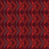 Seamless geometric abstract patterns in ethnic style. Vector Royalty Free Stock Images