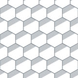Seamless geometric abstract patterns of hexagons. Seamless geometric abstract pattern of hexagons. Fashion geometrical pattern. For fashion textile, cloth Stock Photos