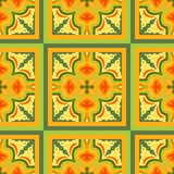Seamless geometric arabesque oriental pattern. Vector traditional ethnic background. Perfect for fabrics, promotional products, notebooks royalty free illustration